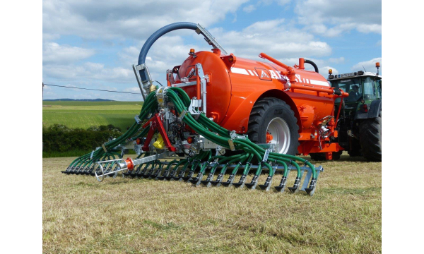 Low Emission Slurry Applicators